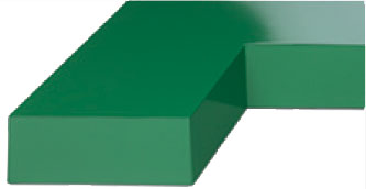 Emerald Green Color (0222) for Painted Plastic